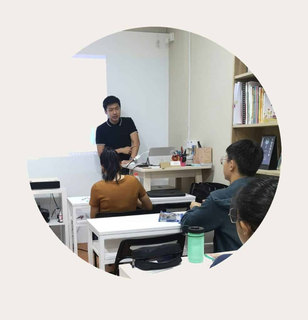 Overcome challenges with professional guidance under Jocelyn Chinese Tuition